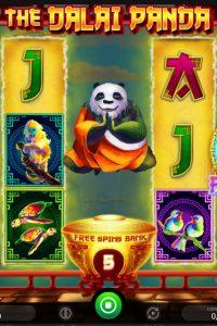 machine sous gratuite panda